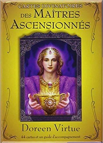 carte divinatoire maitre ascensionnes